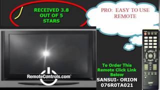 Review Sansui TV LED 1080p - SLED5000