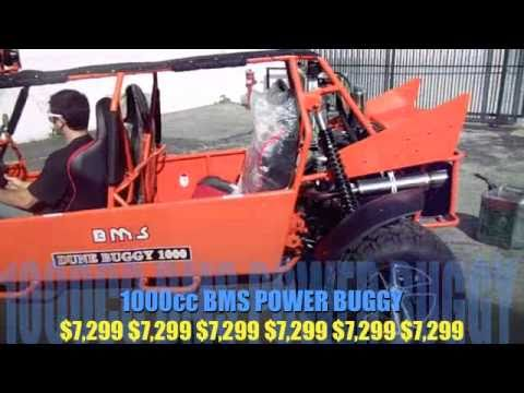 BMS 1000cc 4 seater Power Buggy EFI 5 speed $7699