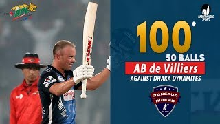 AB de Villiers Match Winning Knock