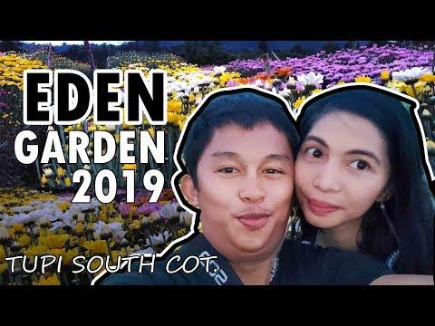 Eden's Flowers Farm At Tupi, South Cotabato