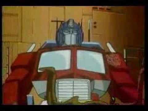 Transformers - Llegada a la Tierra