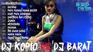 DJ KOPLO SAYANG VS DJ BARAT TERBARU 2018
