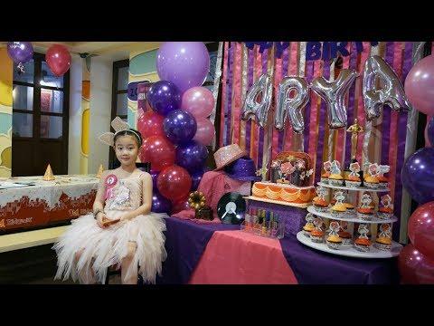 Arya 6th Birthday Highlights (Video by Ideya Manila Media)