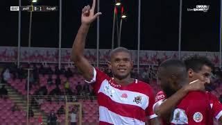 ملخص مباراة الوحدة 1 : 0 النصر الجولة | 10 | دوري الأمير محمد بن سلمان للمحترفين 2019