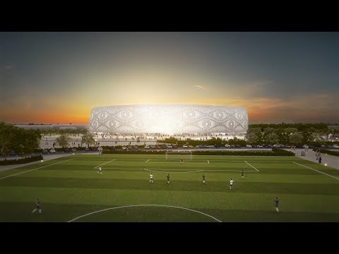 Qatar is spending $200 billion on the World Cup — here's a first look at its newest stadium