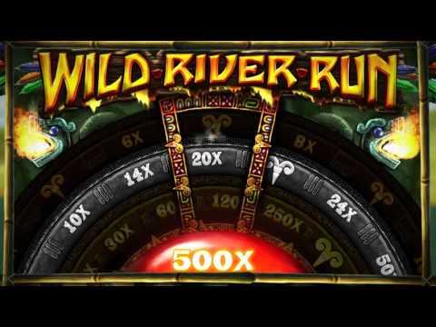 Eaglestrike NEW GAME Teaser!  WILD RIVER RUN