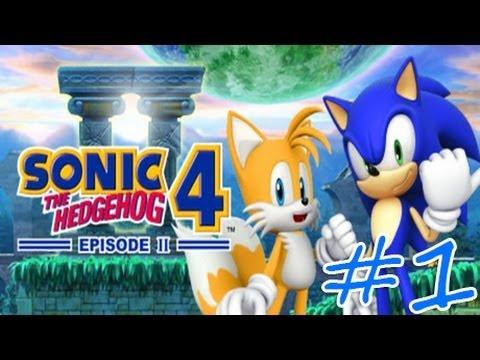 Прохождение Sonic The Hedgehog 4: Episode II #1 - Sylvania Castle Zone