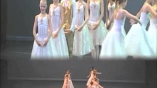 """Gold and Silver Waltz"" Ballet Dance"