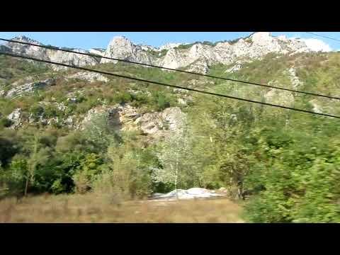 Železnice -Niš(Serbia) - Dimitrovgrad(gr.)- /// Sofia(Bulgaria)///