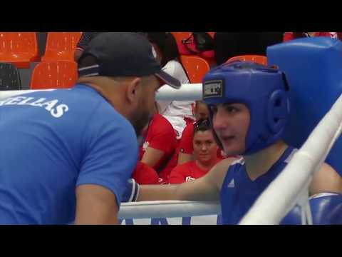 EUBC  Women 's European Boxing Championships SOFIA 2018   Day 1   05 06 2018 @ 17 00 youtubemp4