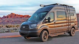 Ultimate 4x4 Ford Transit Camper Van Tour | Storyteller Overland Mode 4x4