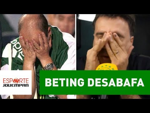 Beting Desabafa E Explica Por Que Não Comemora Gols Do Palmeiras No Ar