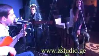 Tbili-si Feat Gvanca Daraselia - Me Mxolod Siyvaruli Minda