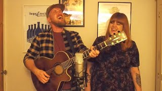 The mardy johnny depps - yeah usher acoustic cover