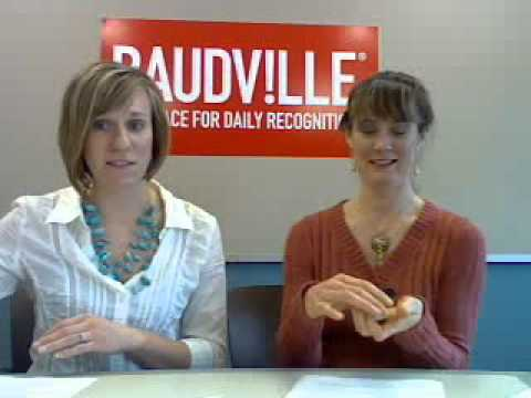 Baudville Transform Your Culture with Employee Recognition
