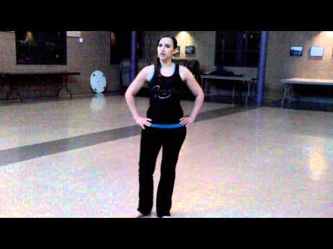 Arab Folk Dance: Saidi -- BEAMS at Brattleboro Area Middle School