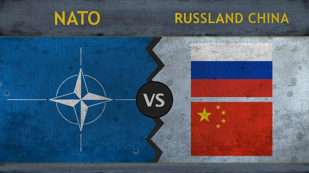 Russland Militär Vs Usa
