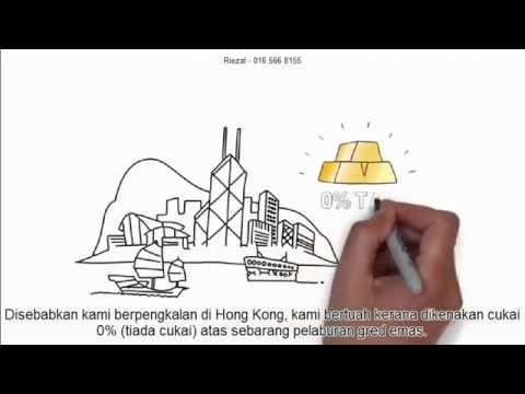 Pegasus Bullion PMB Precious Metal Bank Program Malaysia Subtitle 1
