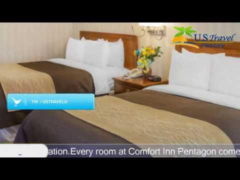 Comfort Inn Pentagon - Arlington Hotels, Virginia