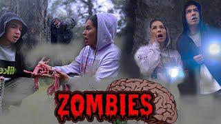 DESAPARECIDO 😰   CAPITULO 2   ZOMBIES   MAU MC MAHON