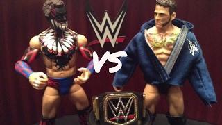 WWE Cm Punk vs Finn Balor/WWE Championship