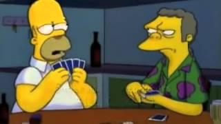 Homer Simpson es lento
