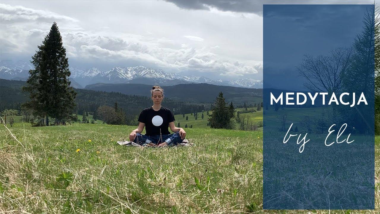 Krótka medytacja dla każdego | YOGA by Eli