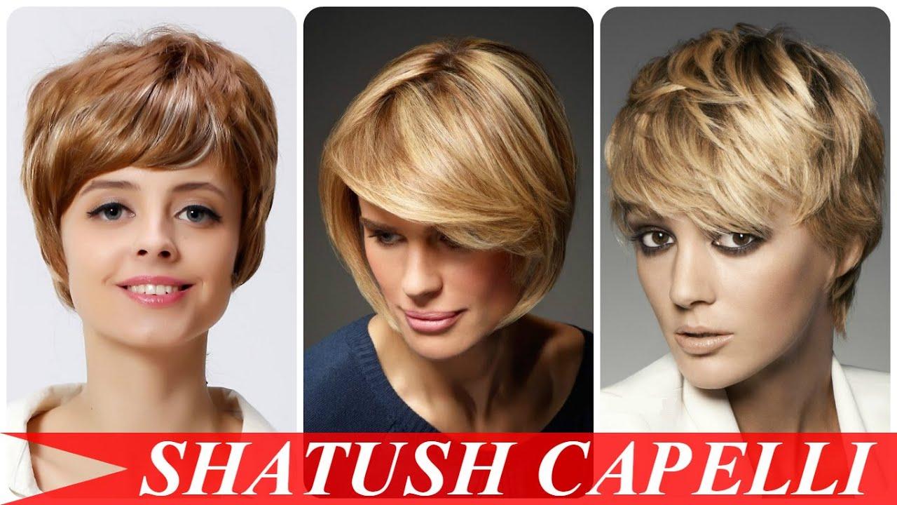 Shatush capelli - YouTube