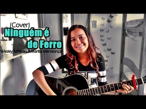 Ninguém é de ferro - Wesley Safadão part.Marília Mendonça (Cover Dani Sousa)