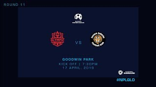 NPL 11 - Olympic FC vs Eastern Suburbs