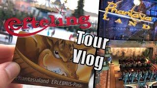"""""""Ne schnelle Runde Talocan"""" Winter Efteling und Phantasialand Tour VLOG"""