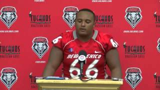 Football Post-Game Press Conference | Aug. 30th, 2014