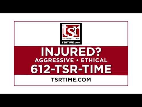 MN personal injury attorney – Call 612-TSR-TIME, TSR Injury Law represents the injured