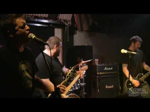 Dillinger Four Live in Gainesville Part 1
