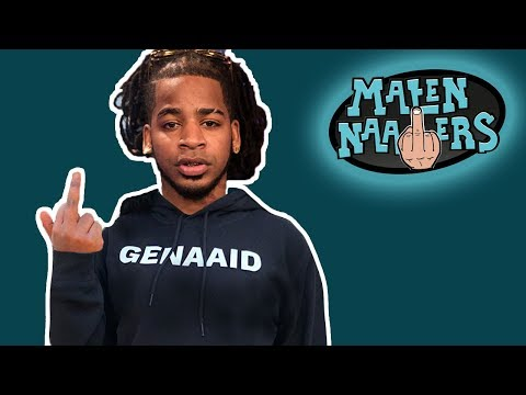 KEIZER GENAAID!   Matennaaiers - CONCENTRATE