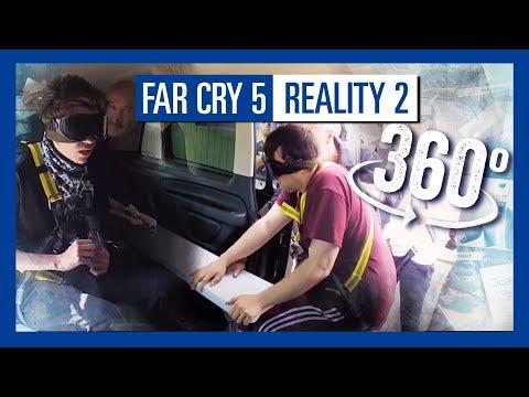 Far Cry 5 el Reality 2: EPISODIO 3 EN 360º - LA BROMA A RUBIUS Y MANGEL