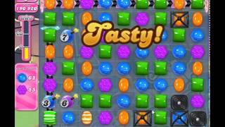 Candy Crush Saga Level 555 No Booster