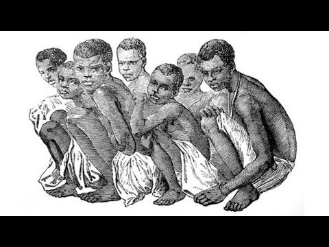 A Brief History of the Atlantic Slave Trade - Professor Alec Ryrie