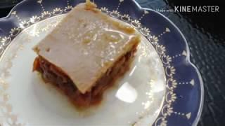 Старинный рецепт. Пирог с калиной, с ржаной мукой и сладким сиропом.