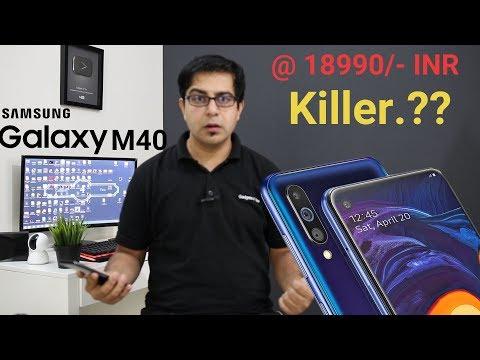 "Samsung Galaxy M40 (Infinity ""O"" Display With Snapdragon 675)Next Midranger Killer.?"