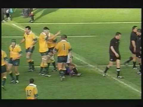 John Eales on his Bledisloe Cup winning kick