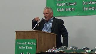 10th Annual Elma Auto Racing Hall of Fame Ceremony - Jimmy Sills