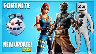 🔴 NEW FORTNITE UPDATE! NEW CHILLER GRENADES // PRISONER SKIN // LIVE EVENT! FORTNITE BATTLE ROYALE
