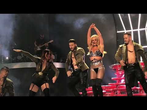 Britney Spears – Work Bitch Live 4K (Piece Of Me 12/27/2017)