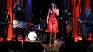 Nouvelle Vague - Making Plans For Nigel (live @ The Bluebird Theater, Denver, Co)