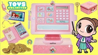 Unboxing Princess Style Collection Shop 'N Play Cash Register