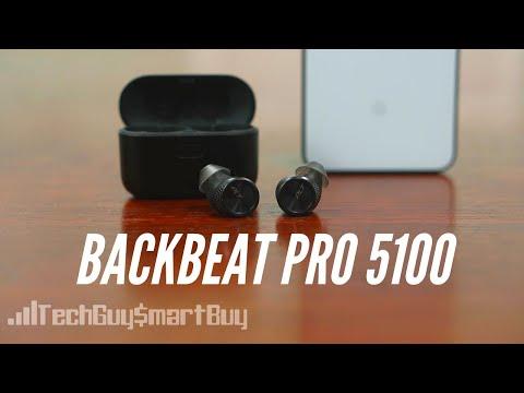 Plantronics BackBeat Pro 5100: My New Favorite Earbuds