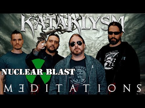 KATAKLYSM - Pre-order Meditations now! (OFFICIAL TRAILER)