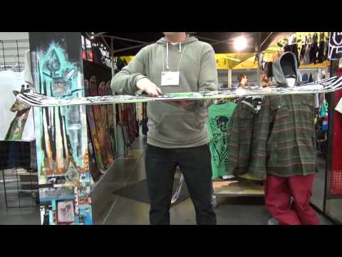 Gnu Metal Guru - Gnu Velvet Guru 2013 - EC2 Snowboards - Wiredsport Innovation Watch