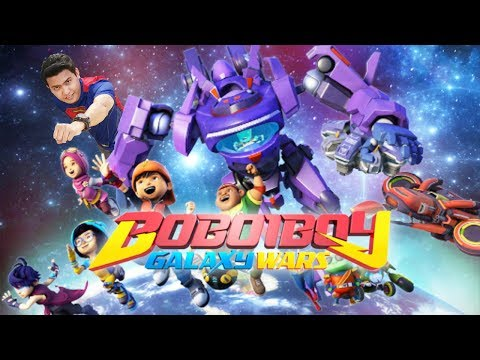 [CONTEST] Boboiboy Galaxy Wars Augmented Reality (AR) Game From Choki Choki